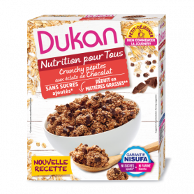 Dukan Δημητριακά βρώμης με κομμάτια σοκολάτας, 350g - Pharmacystories