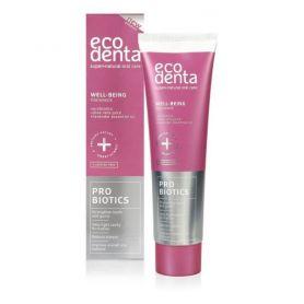 Οδοντόκρεμα προστασίας με Προβιοτικά, Aloe Vera και Έλαιο Λεβάντας 100ml – Ecodenta - EcoDenta