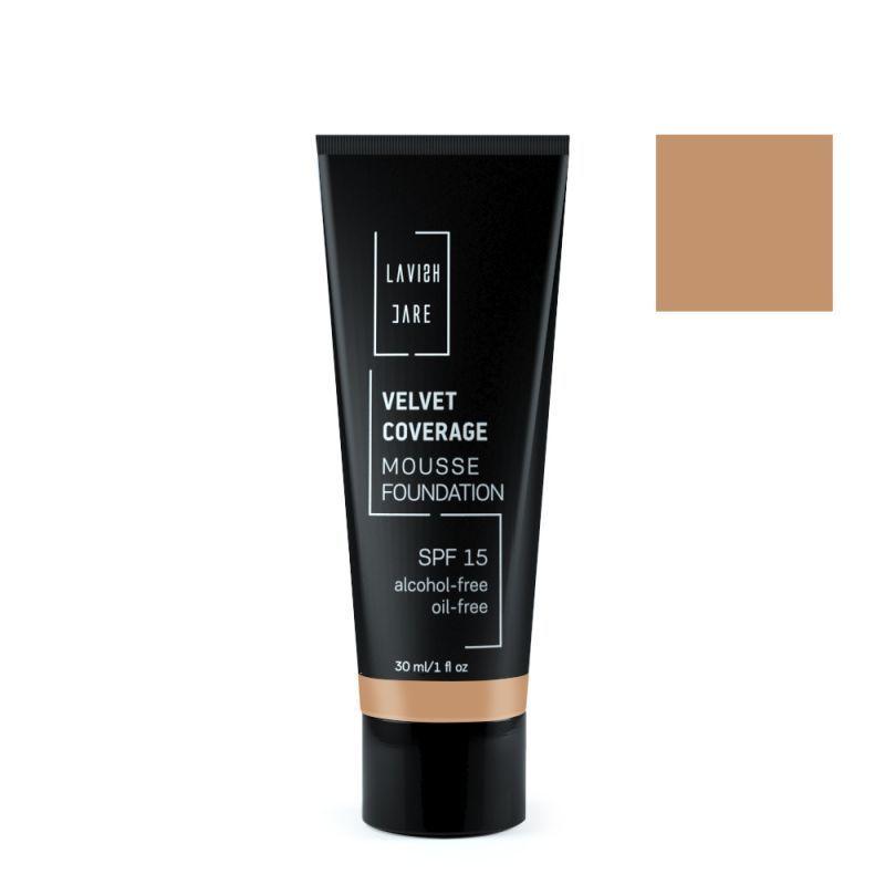 Velvet Coverage No5 -Light-Tan 30ml Lavish Care - Lavish Care