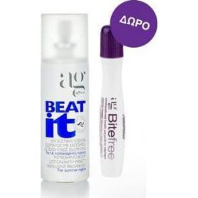 Ag Pharm Beat it Refreshing Body Lotion 100ml & Bite Free Stick 12gr -pharmacystories