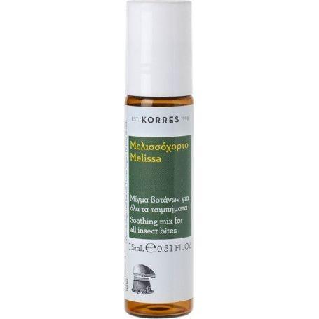 Korres Insect Bite Stick Μελισσόχορτο 15ml  -pharmacystories
