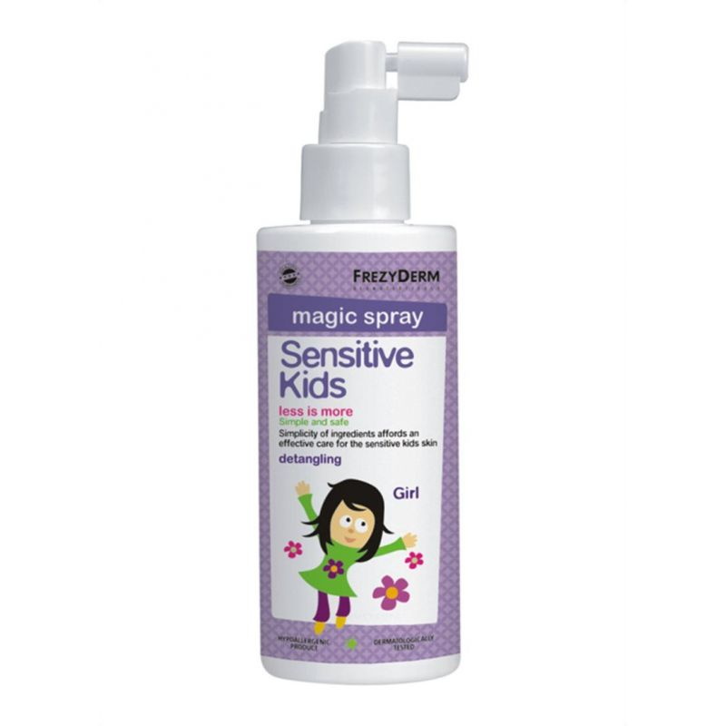 Frezyderm Sensitive Kids Magic Spray for Girls 150ml - Frezyderm