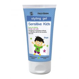 Frezyderm Sensitive Kids Styling Gel 100ml -pharmacystories