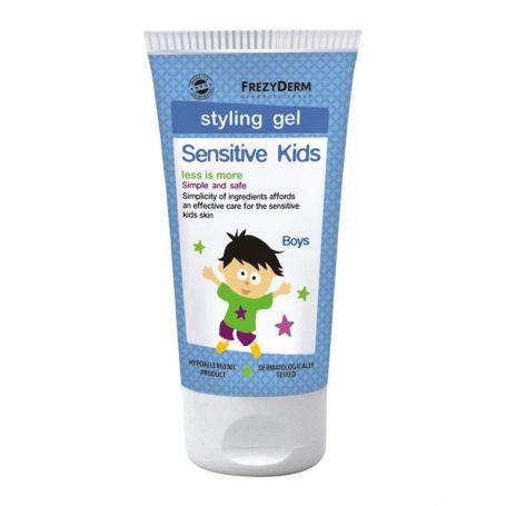Frezyderm Sensitive Kids Styling Gel 100ml -pharmacystories