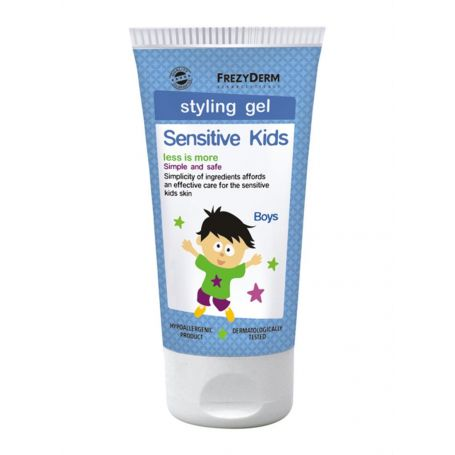 Frezyderm Sensitive Kids Styling Gel 100ml - Frezyderm