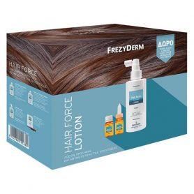 Frezyderm Hair Force Lotion 100ml & Monodose Day/Night 6*10ml -pharmacystories