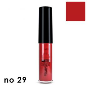 Matte Liquid Lipcolor - No 29 Lavish Care 6ml-pharmacystories