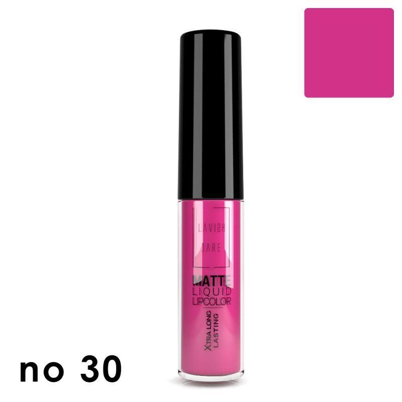 Matte Liquid Lipcolor - No 30 Lavish Care 6ml - Lavish Care