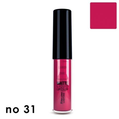 Matte Liquid Lipcolor - No 31 Lavish Care 6ml - Lavish Care