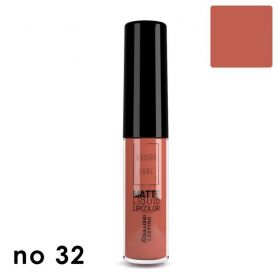 Matte Liquid Lipcolor - No 32 Lavish Care 6ml - Lavish Care