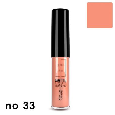 Matte Liquid Lipcolor - No 33 Lavish Care 6ml -pharmacystories