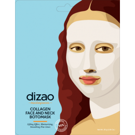 Dizao Collagen Face and Neck Botomask 1τεμ.-pharmacystories