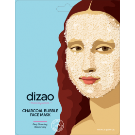 Dizao Charcoal Bubble Face Mask 1τεμ-pharmacystories