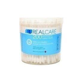 Real Care Μπατονέτες 200τμχ -pharmacystories