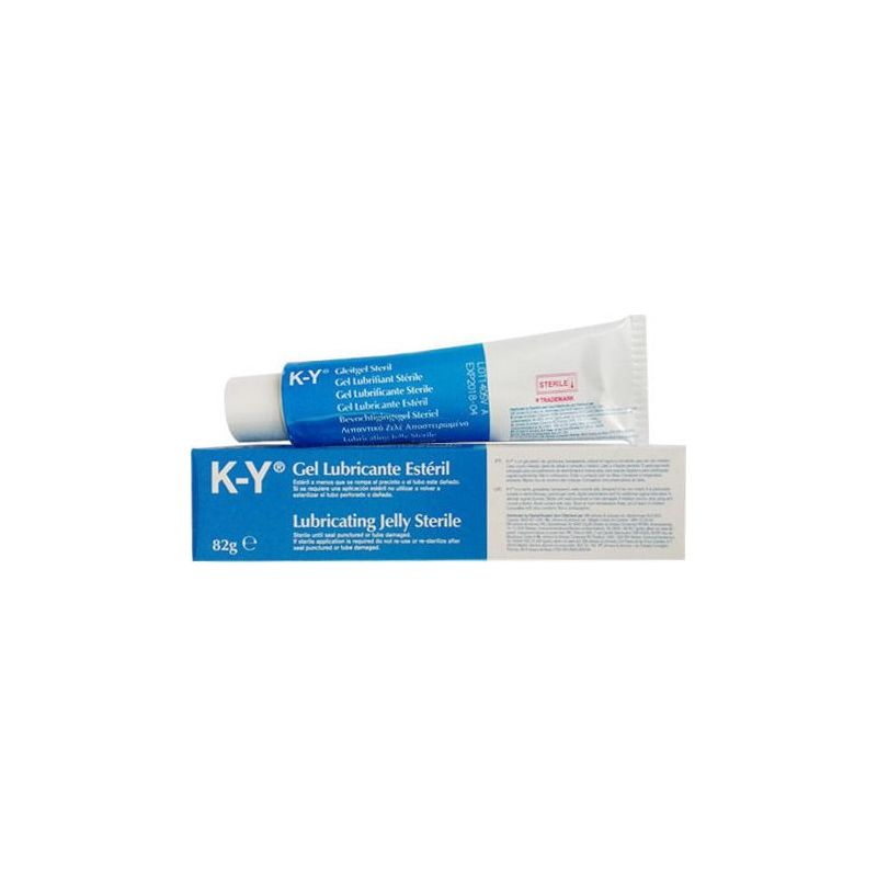 K-Y Jelly Λιπαντικό Gel 82gr - Johnson & Johnson