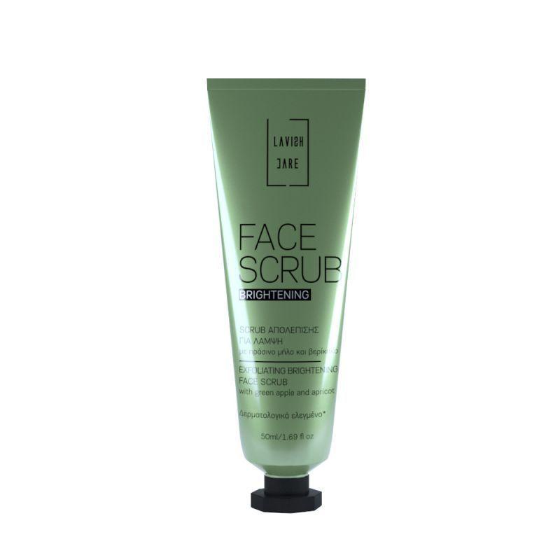 Face Scrub - Apple & Apricot 50ml -Lavish Care - Lavish Care