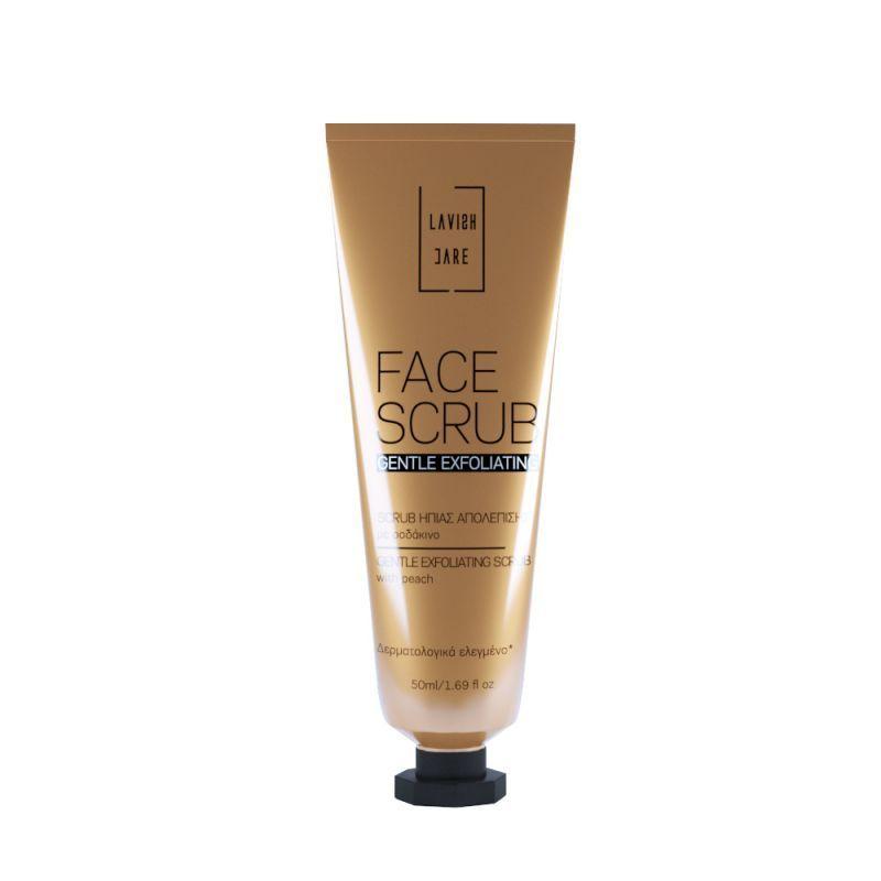 Face Scrubs - Peach 50ml Lavish Care - Lavish Care