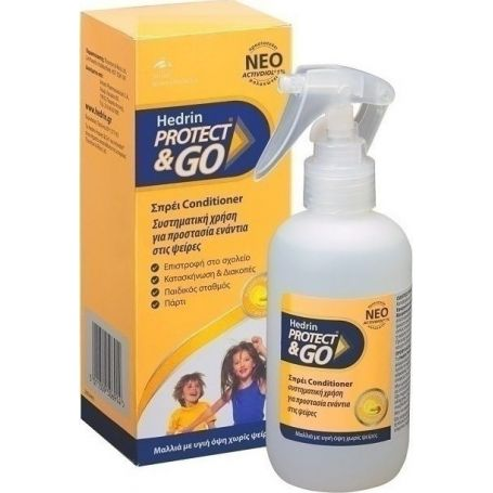 Hedrin Protect & Go Spray 200ml - Arriani Pharmaceuticals