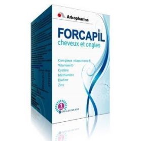 Arkopharma Forcapil 60 κάψουλες -Pharmacystories