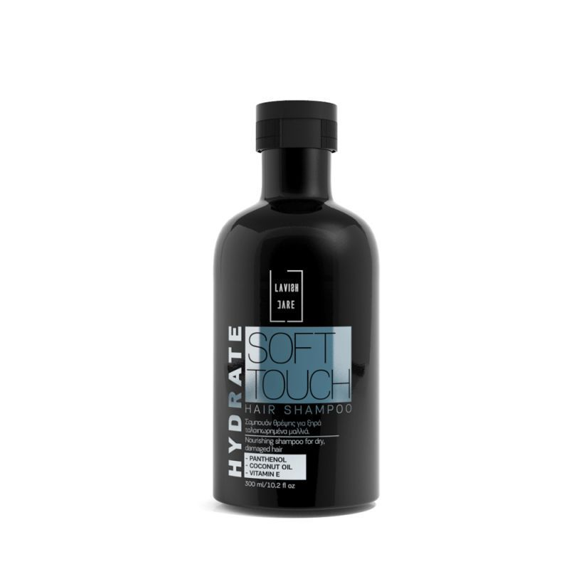 Hydrate Soft Touch Shampoo 300ml Lavish Care - Lavish Care