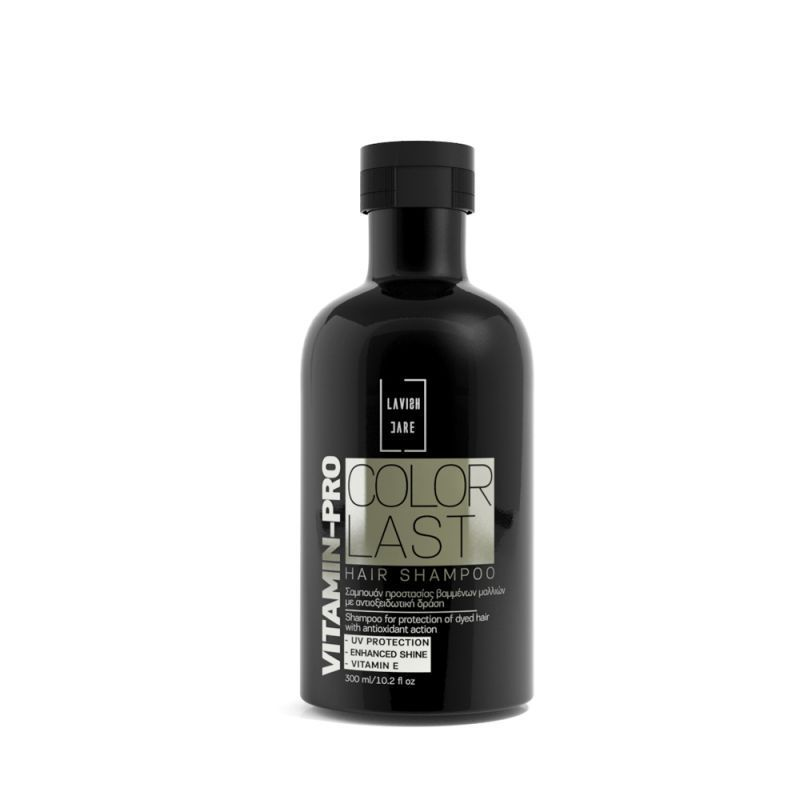 Vitamin-Pro Color Last Shampoo 300ml Lavish Care - Lavish Care