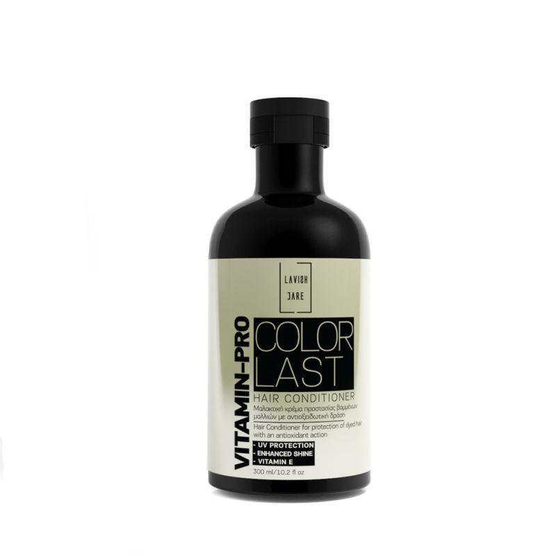 Vitamin Pro Color Last Conditioner 300ml Lavish Care - Lavish Care