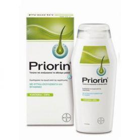 Priorin Σαμπουάν Κατά της Τριχόπτωσης για Κανονικά/Ξηρά Μαλλιά 200ml - Bayer
