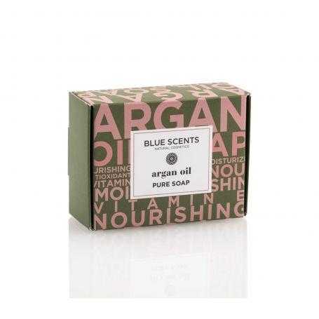 Σαπούνι Argan Oil 135gr Blue Scents-pharmacystories