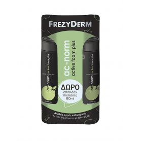 Ac-Norm Active Foam Plus - Frezyderm -PharmacyStories