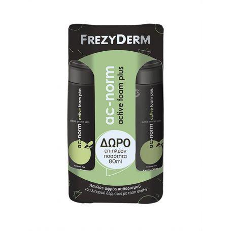 Ac-Norm Active Foam Plus - Frezyderm -PharmacyStories