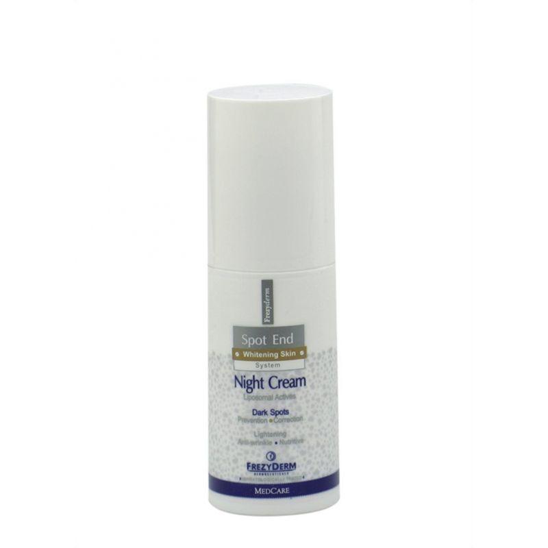 Frezyderm Spot End Night Cream 50ml - Frezyderm