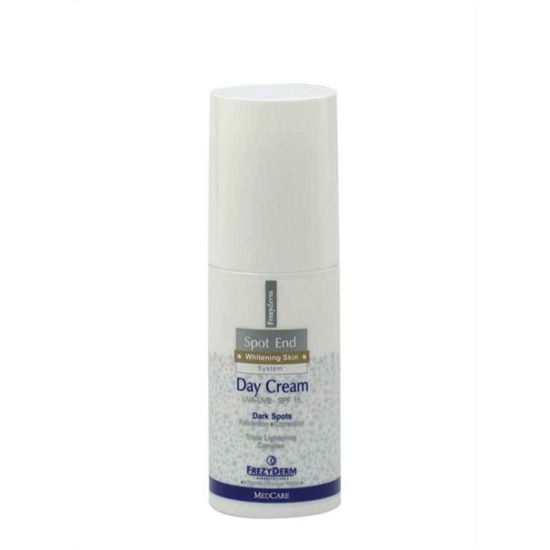 Frezyderm Spot End Day Cream SPF15 50ml - Frezyderm