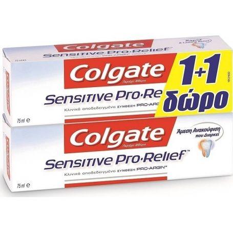 Colgate Sensitive Pro Relief 2 x 75ml - Colgate