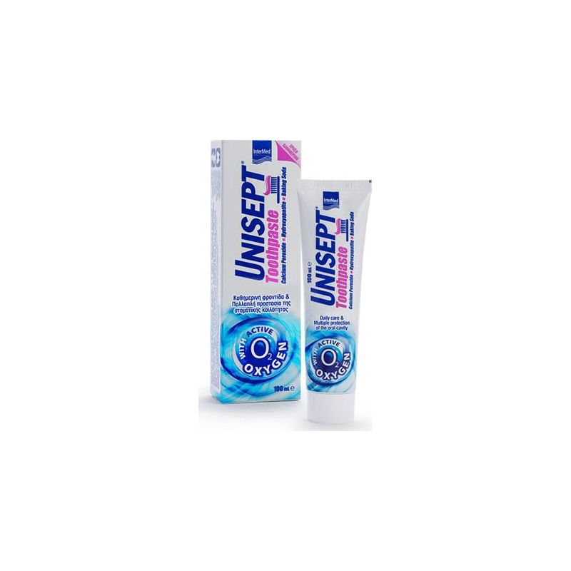 Intermed Unisept Toothpaste 100ml - Intermed