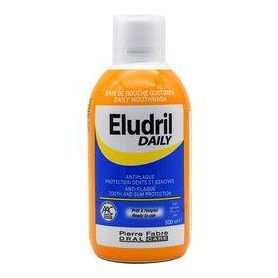 Elgydium Eludril Daily 500ml - Pierre Fabre