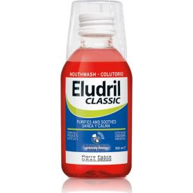 Elgydium Eludril Classic 200ml -pharmacystories
