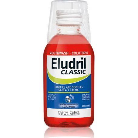 Elgydium Eludril Classic 200ml - Pierre Fabre