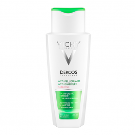 Vichy Dercos Anti - Dandruff Sensitive Shampoo 200ml - Vichy
