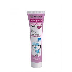 Frezyderm Sensiteeth First Toothpaste 40ml - Frezyderm