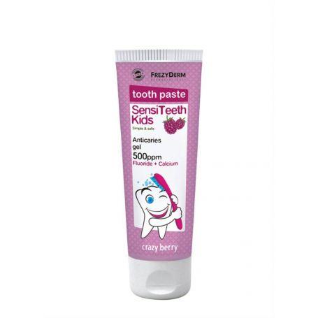 Frezyderm SensiTeeth Kids Toothpaste 500ppm 50ml -pharmacystories