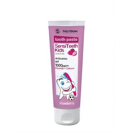 Frezyderm SensiTeeth Kids Toothpaste 1000ppm 50ml - Frezyderm