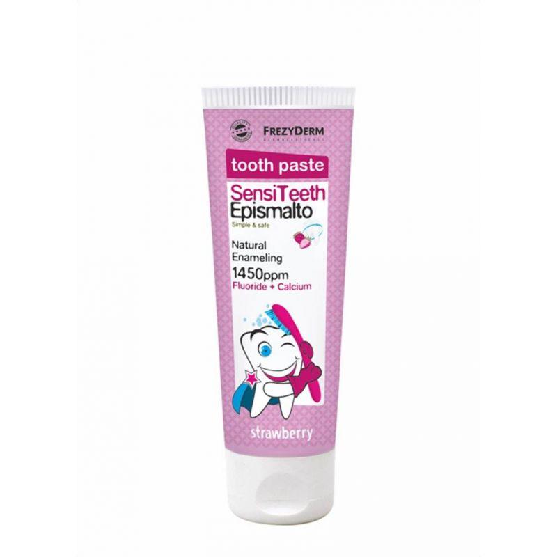 Frezyderm SensiTeeth Epismalto Toothpaste 1.450ppm 50ml - Frezyderm