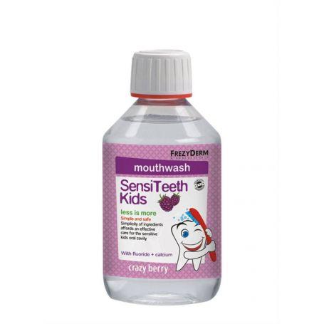 Frezyderm SensiTeeth Kids Mouthwash 250ml -pharmacystories