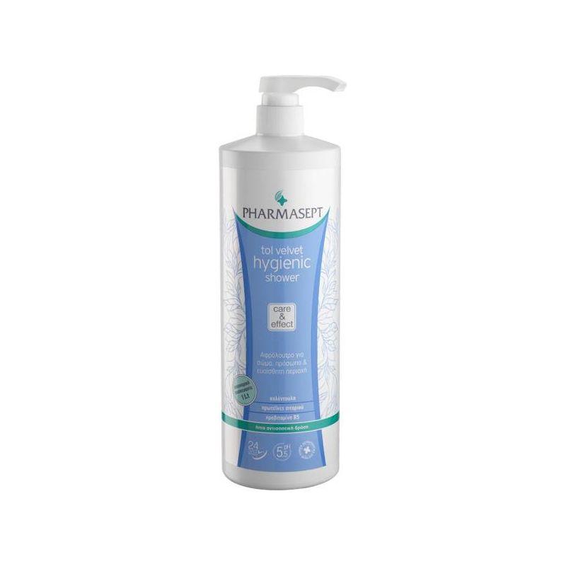 Pharmasept Tol Velvet Hygienic Shower Calendula 1lt - Pharmasept