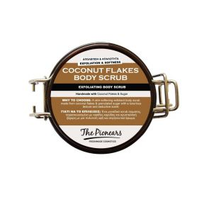 Coconut Flakes Body Scrub - The Pionears 200ml -PharmacyStories