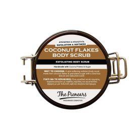 Coconut Flakes Body Scrub - The Pionears 200ml - The Pionears