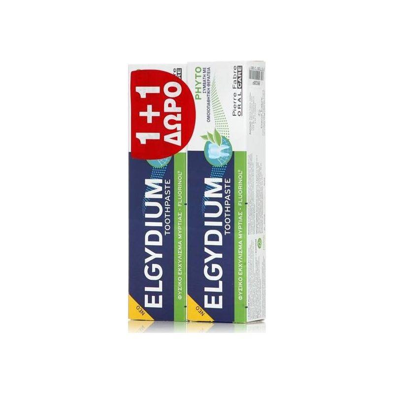 Elgydium Phyto 2 x 75ml - Pierre Fabre