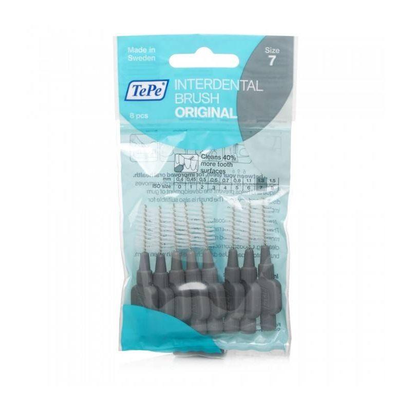 TePe Interdental Brush Μέγεθος 7 1.3mm 8τμχ - Tepe