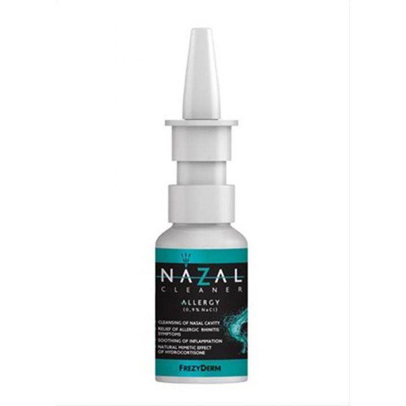 Frezyderm Nazal Cleaner Allergy 30ml - Frezyderm