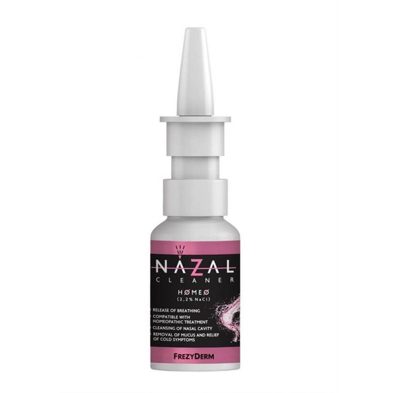 Frezyderm Nazal Cleaner Homeo 30ml - Frezyderm